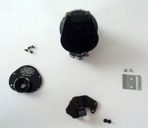 all disassembled parts of  VIOOH